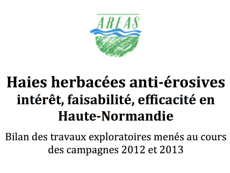 Miscanthus Contre L'érosion En Haute Normandie