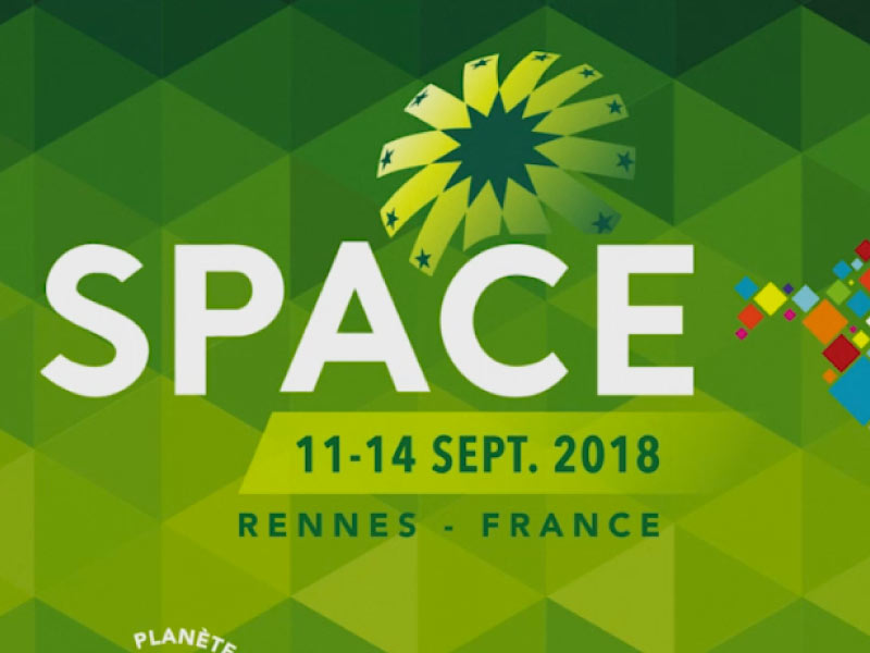 Novabiom Au Space 2018 (11 Au 14 Sept 2018)